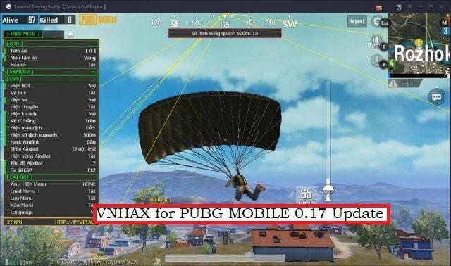 Vnhax Update For Pubg Mobile 0 18 0 Free Premium Key