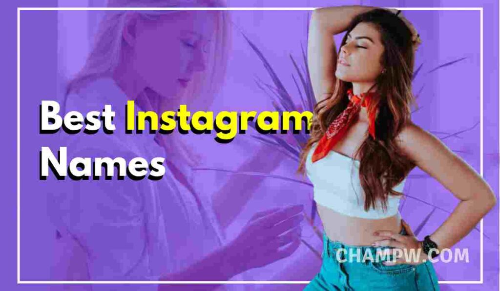 2000 Best Instagram Names Stylish Cool Girls Boys Instagram Names Browse the user profile and get inspired. stylish cool girls boys instagram names