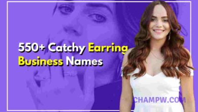 Earring Business Names ideas